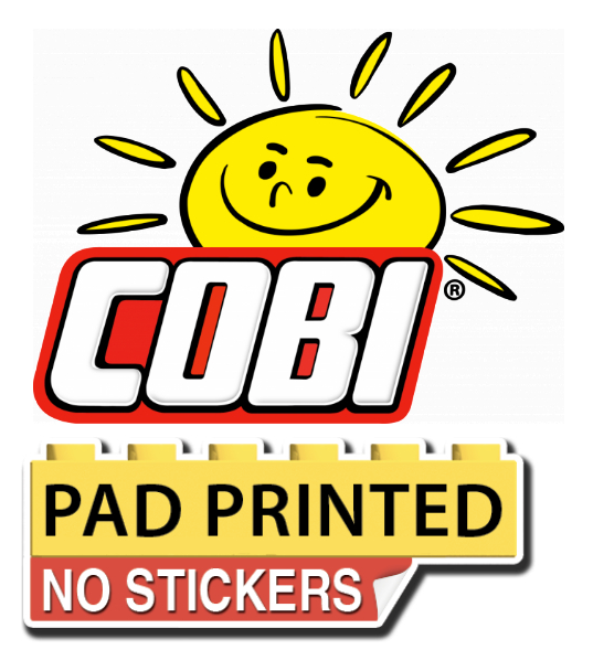Cobi 24596 Barkas B1000 Polizei Pad printed (Youngtimer Collection)