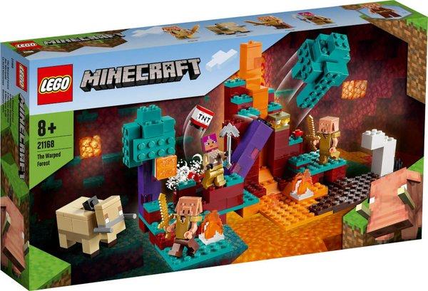 21168 LEGO® Minecraft#  Der Wirrwald