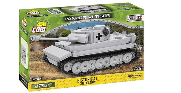Cobi 2703 Panzer VI TIGER