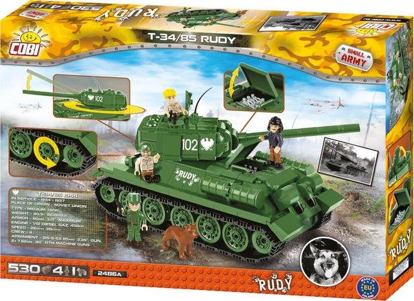 2486A COBI T34 85 RUDY