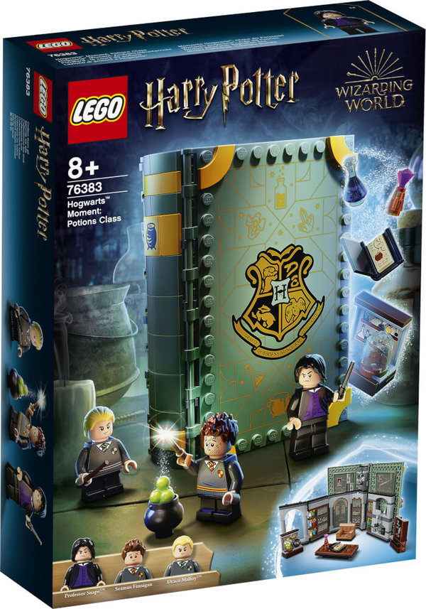 76383 LEGO® Harry Potter# Hogwarts# Moment: Zaubertrankunterricht