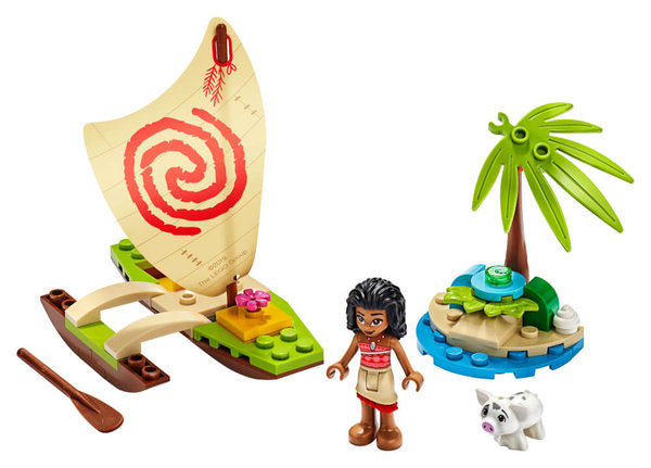 43170 LEGO® Disney Princess Vaianas Boot