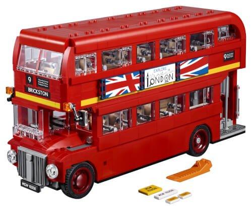 10258 LEGO® Creator Londoner Bus