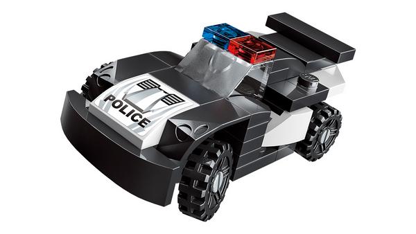 Qman 1808 TransCollector Polizei Sondereinsatzkommando 8 into 1