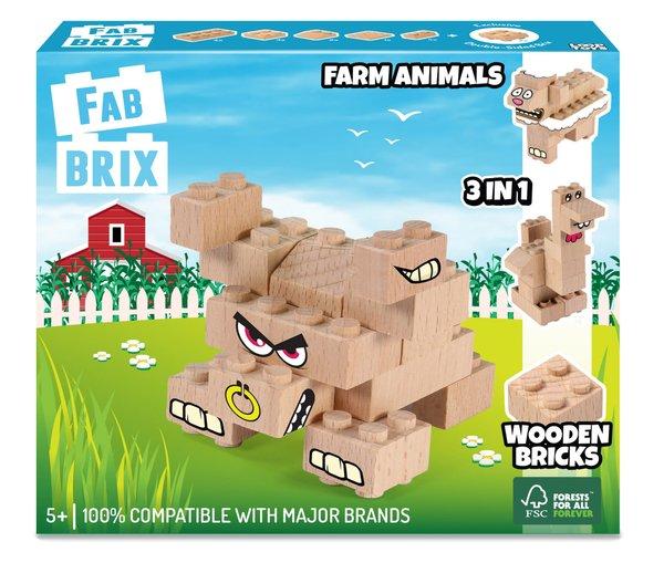 FabBRIX 1802 Farm Animals