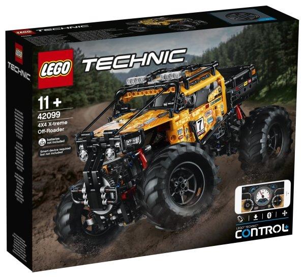 42099 LEGO® Technic Allrad Xtreme-Geländewagen
