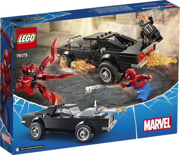 76173  LEGO® Marvel Super Heroes# Spider-Man und Ghost Rider vs. Carnage