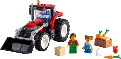 60287 LEGO® City Traktor
