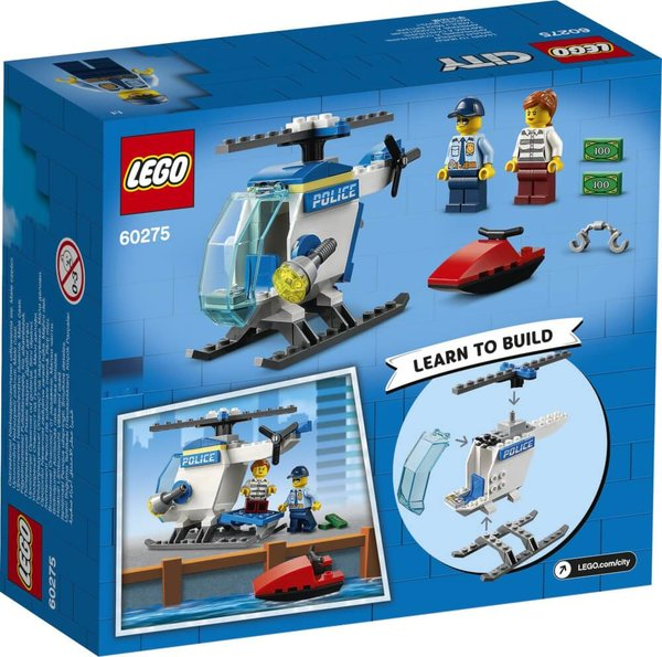 60275  LEGO® City Polizeihubschrauber