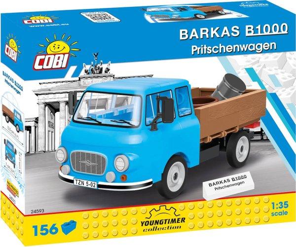 24593 COBI BARCAS B1000 Pritschenwagen