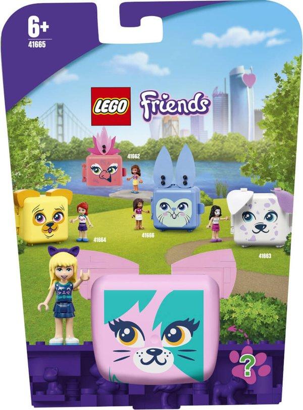 41665 LEGO® Friends Magische Würfel Stephanies Katzen-Würfel
