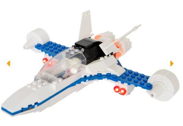 STAX Hybrid Jetliner 30820 Düsenflugzeug Düsenjet
