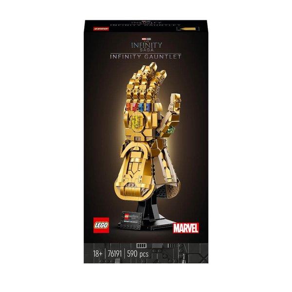 76191 LEGO® Marvel Super Heroes# Infinity Handschuh
