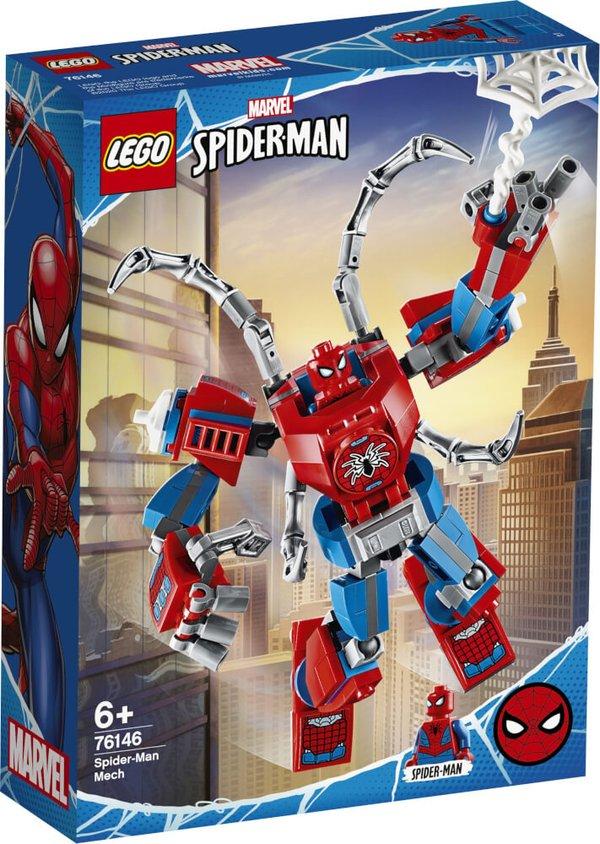 76146 LEGO® Marvel Super Heroes Spider-Man Mech