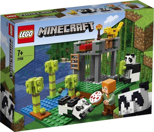 21158 LEGO® Minecraft Der Panda-Kindergarten