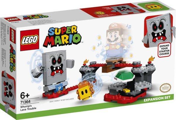 71364 LEGO® Super Mario Wummps Lava-Ärger Erweiterungsset
