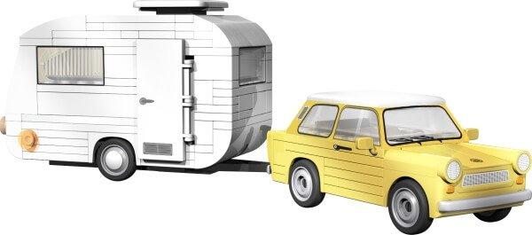 24560 COBI Trabant 601 + Caravan