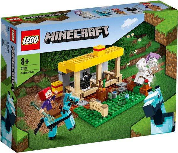 21171 LEGO® Minecraft# Der Pferdestall