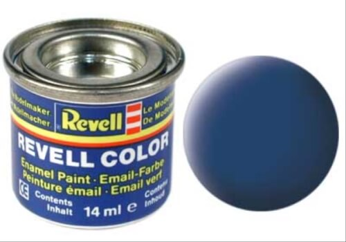 REVELL 32156 blau, matt RAL 5000 14 ml-Dose