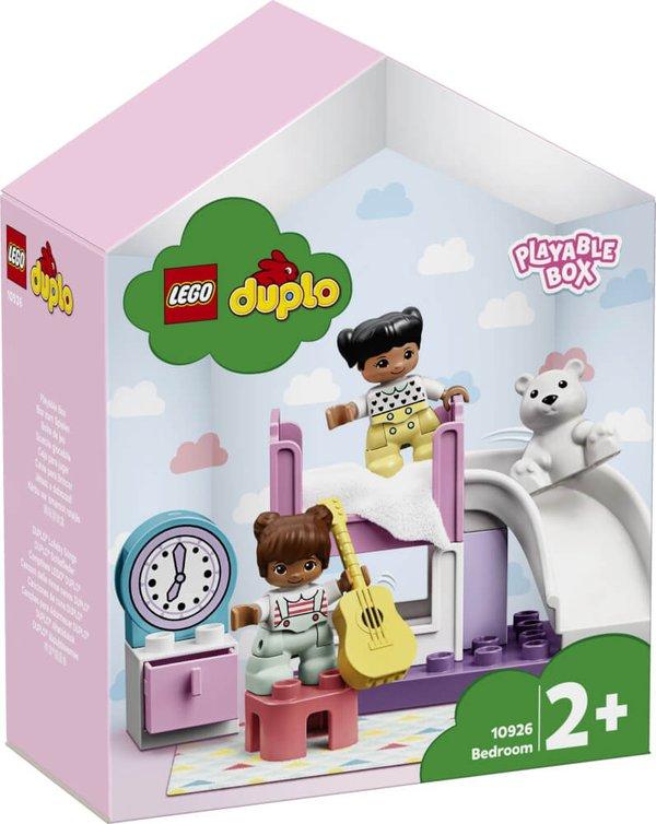 10926 LEGO® DUPLO® Kinderzimmer-Spielbox
