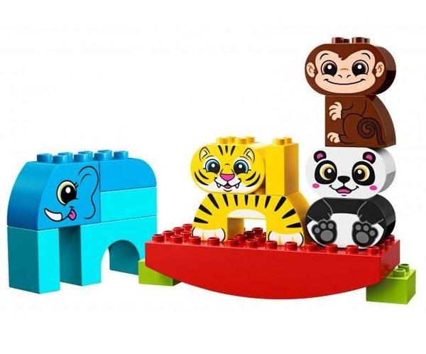 10884 LEGO® DUPLO® - Meine erste Wippe mit Tieren