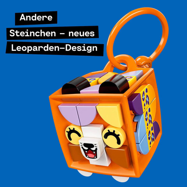 41929 LEGO® DOTS  Taschenanhänger Leopard