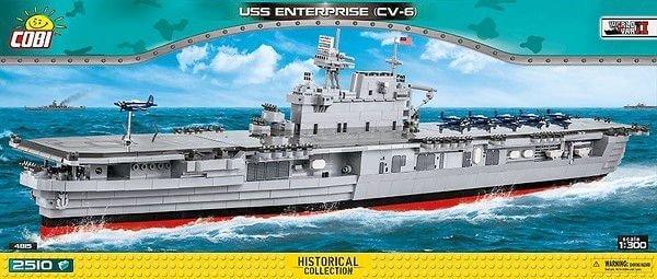4815 COBI USS ENTERPRISE (CV-6)