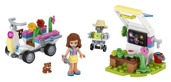 41425 LEGO® Friends Olivias Blumengarten