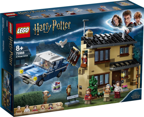 75968 LEGO® Harry Potter Ligusterweg 4