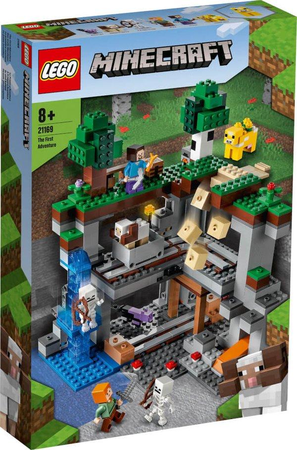 21169 LEGO® Minecraft# Das erste Abenteuer