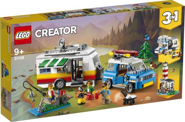 31108 LEGO® Creator Campingurlaub