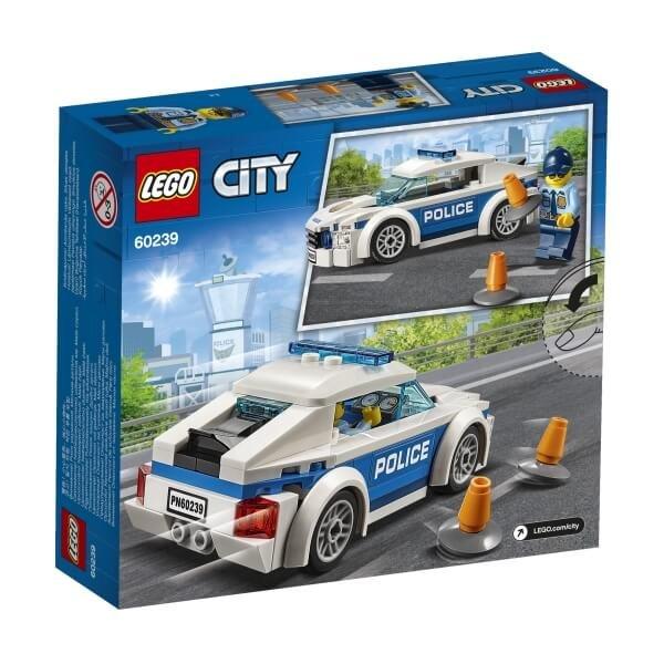 60239 LEGO® City Polizei Patrol Car