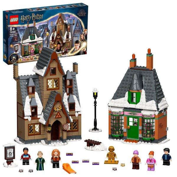 LEGO® Harry Potter# 76388 Besuch in Hogsmeade#
