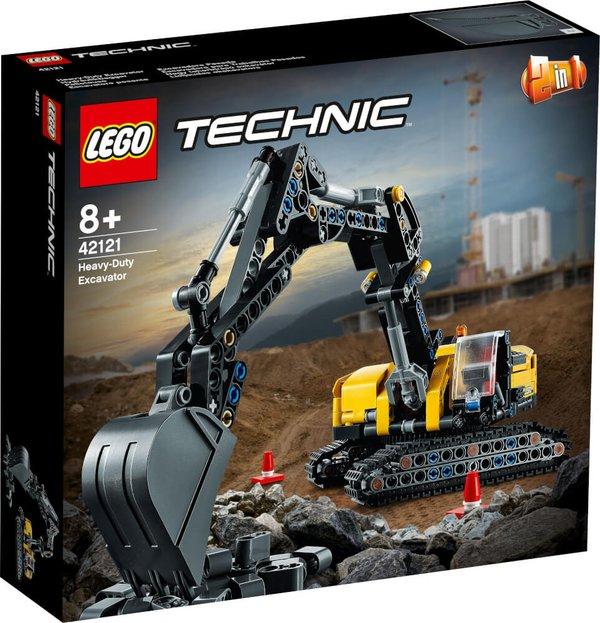 42121 LEGO® Technic  Hydraulikbagger