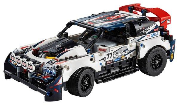 42109 LEGO® Technic Top-Gear-Rallyeauto