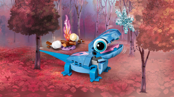43186 LEGO® Disney Princess Salamander Bruni