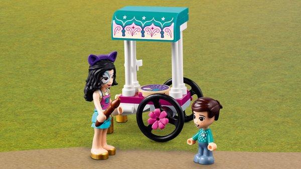 41687 LEGO® Friends Magische Jahrmarktbuden