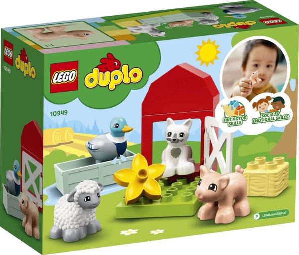 10949 LEGO® DUPLO®  Tierpflege auf dem Bauernhof