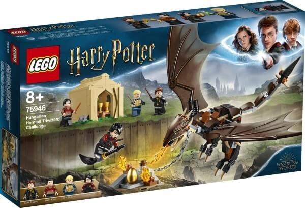 75946 LEGO® Harry Potter Das Trimagische Turnier: der ungarische Hornschwanz