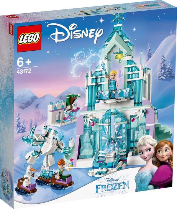 43172 LEGO® Disney Princess Elsas magischer Eispalast