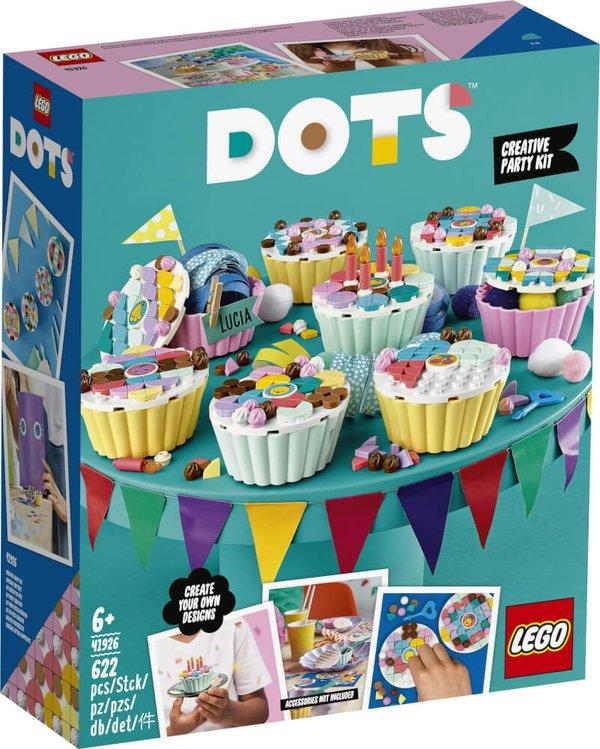 41926 LEGO® DOTS Cupcake Partyset