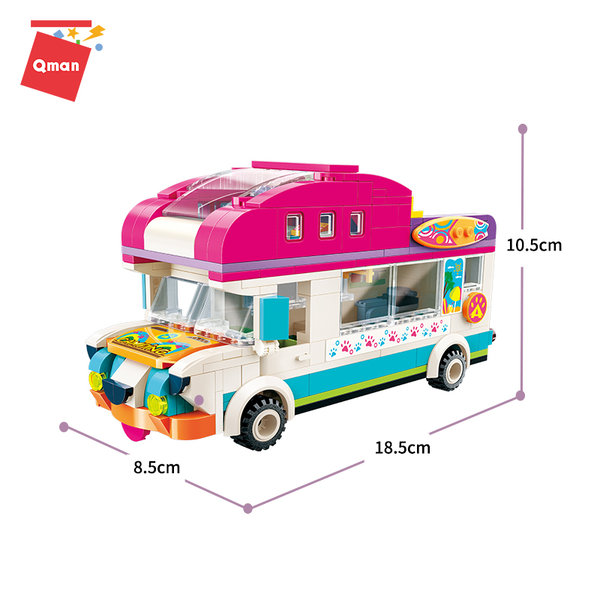 Qman 2020 Cherry Großes Wohnmobil Camping Van