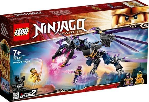71742 LEGO® NINJAGO Der Drache des Overlord