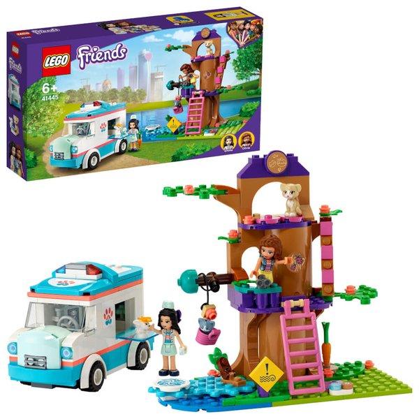 41445 LEGO® Friends Tierrettungswagen