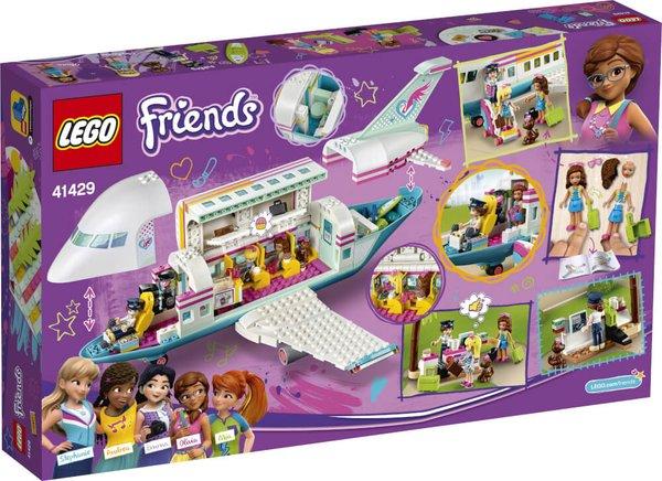 41429 LEGO® Friends Heartlake City Flugzeug