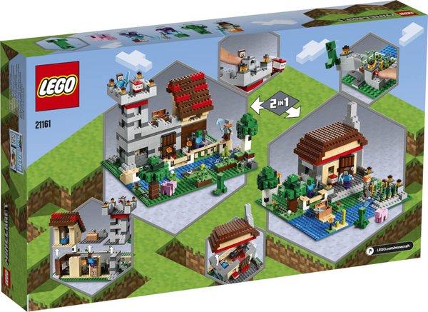21161 LEGO® Minecraft Die Crafting-Box 3