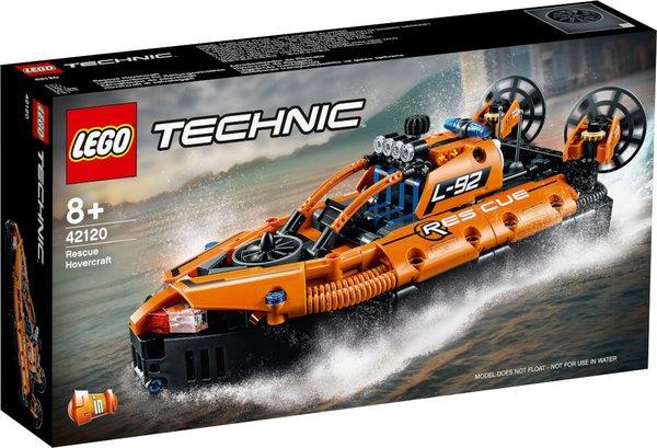 42120 LEGO® Technic Luftkissenboot für Rettungseinsätze