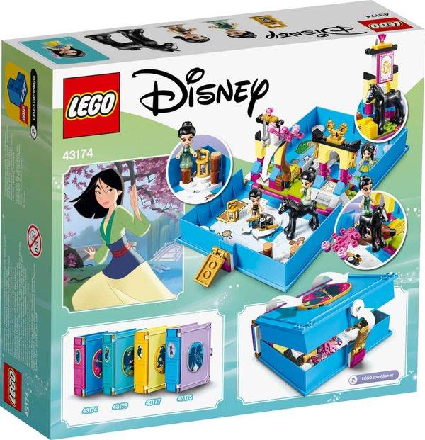 43174 LEGO® Disney Princess Mulans Märchenbuch