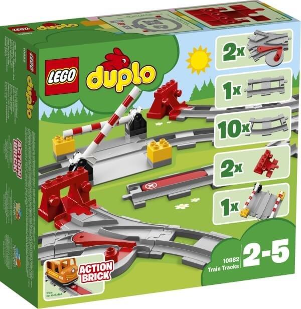 10882 LEGO® DUPLO® Schienen