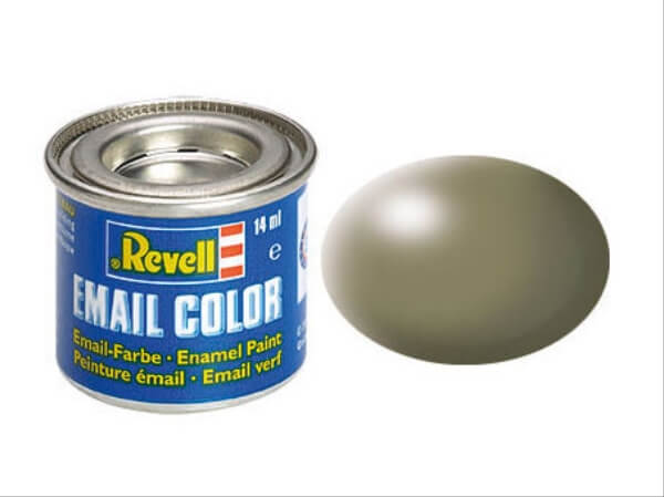 REVELL 32362 schilfgrün, seidenmatt RAL 6013 14 ml-Dose